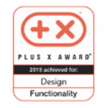 Премия Plus X за дизайн и функциональность