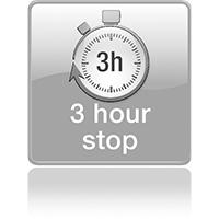 Автовыключение через 3 часа