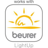 Работает с приложением Beurer LightUp