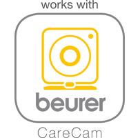Работает с приложением Beurer CareCam