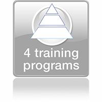 4 программы тренировок