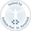 Проверено Институтом имени доктора Куршайда (Institut Prof. Dr. Kurscheid)