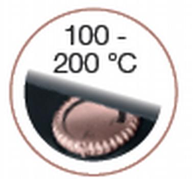 Регулировка температуы