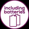 Батарейки в комплекте