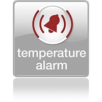 Оповещение о температуре