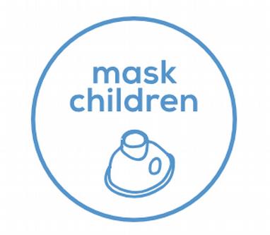 Маска для детей