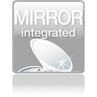 Встроенное зеркало