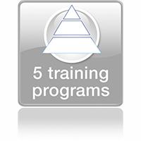 5 программ тренировок