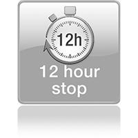 Автовыключение через 12 часов