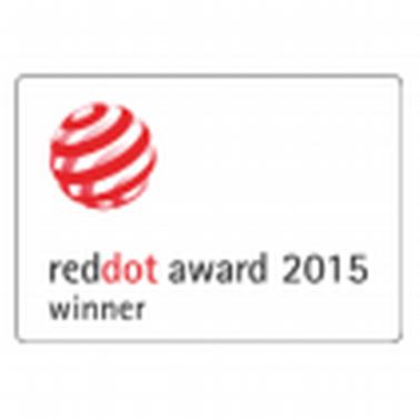 Победитель премии Red dot 2015