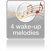 4 мелодии
